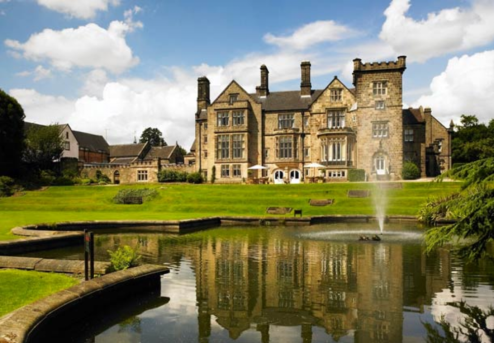 Breadsall Priory Marriott Hotel Amp Country Club